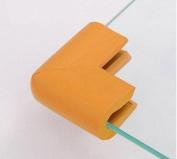 4 pcs Baby Furniture Corner Safety Bumper Security Table Desk Corner Edge U type Protector Guard Cushion Softener