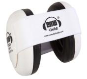 Baby Earmuffs (White Headband)