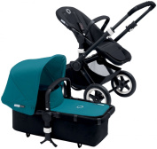 Bugaboo Buffalo Tailored Fabric Set - Petrol Blue