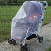 Mosquito and Bug Net for Stroller or Infant Carrier, X-Large