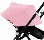 Bugaboo Cameleon3 Tailored Fabric Set, Soft Pink