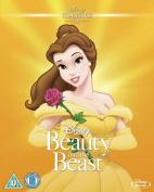 Beauty and the Beast (Disney) [Region B] [Blu-ray]