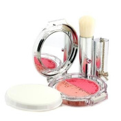 Blush Blossom Dual Cheek Color (With Brush) - # 09 Embellished Mimosa, 5g/0.17oz