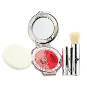 Blush Blossom Dual Cheek Color (With Brush) - # 06 Little Anemone, 5g/0.17oz