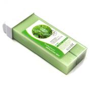 100g Professional Roll-On Refillable Hot Depilatory Heater Wax Waxing Hair Removal Cream , Aloe , Lemon Taste Choose