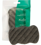 Konjac Bamboo Charcoal Body Wave