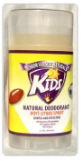 Kids Natural Deodorant for Boys - Citrus Sport - by Junior Varsity Naturals 70ml