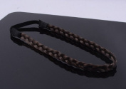 Ezsports 1pc Lady women girls Elegent Lace Elastic Hair head band hoop accessory tie hairbands headbands turban