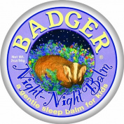 Badger Night Night Balm - 60ml