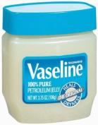 Vaseline 100% Pure Petroleum Jelly, 110ml