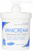 Vanicream Moisturising Skin Cream with Pump Dispenser, 0.5kg