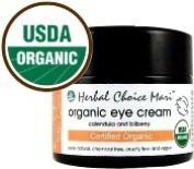 Herbal Choice Mari MINI Organic Eye Cream 15ml/ 0.5oz Jar