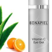 Gel Vitamina C Para Ojos | Corrector De Ojeras | Reduce Bolsas De Ojos | Combate Arrugas y Lineas de Expresion