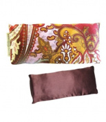 Jane Inc. Eye Pillow - Brown Paisley