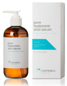 Best-Selling Hyaluronic Acid Serum 100% Pure- Intense Hydration + Moisture, Non-greasy, Paraben-free Hyaluronic Acid for Skin