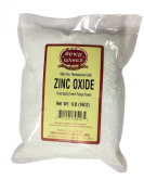 Spicy World Zinc Oxide 0.5kg Bag - NON NANO - 100% Pure Pharmaceutical Grade - Perfect for Sunscreen WLM