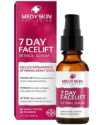 Medyskin Anti-Ageing 7 Day Facelift Retinol Serum 30ml