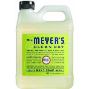 Mrs. Meyer's - Clean Day Liquid Hand Soap Refill Lemon Verbena - 980ml
