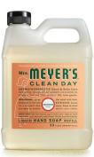 Mrs. Meyer's Clean Day Liquid Hand Soap Refill,980ml,Geranium