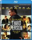 Third Person [Region B] [Blu-ray]