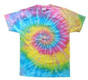 Light Multicolor Tie Dye T-Shirt