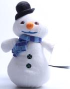 Disney Junior Jr Doc McStuffins 21cm CHILLY Beanbag Plush McStuffin Snowman