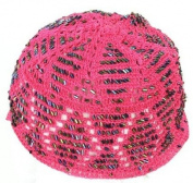 Childrens Prayer Eid Hat / Cap Kufi - Pink