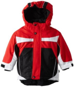Rothschild Baby-Boys Infant Active Snowboard Jacket, Red, 12 Months Colour