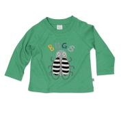 Bugs Raglan Top by Green Baby - 6 - 12 Months