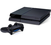 PlayStation 4 console - PS4 - 500 GB - black