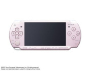 Sony Psp-2000 Rose Pink Console