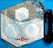 Disney Infinity Replacement Portal Base Only for Wii Wii U or PS3 - No Game or Figures Included