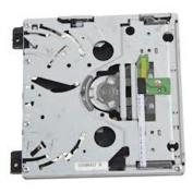Nintendo Wii DVD Drive D2A D2B D2C D2E with PCB Board!