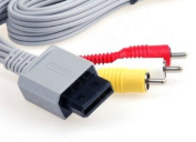 2.4m RVL-009 Stereo A/V Cable for Nintendo Wii
