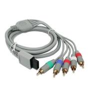 Nintendo Wii Component HDTV AV High Definition AV Cable