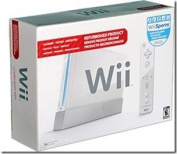 Nintendo Wii Console White w/ Wii Sports Resort - Official Nintendo Refurbished Product
