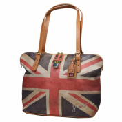 Y NOT. Woman bag with padlock large C-377 uk - Woman