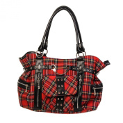Banned Women's Shoulder Bag Red RED Einheitsgröße