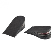 TRIXES Shoe Insoles Height Increaser Air Foot Cushion Heels Trainers Support