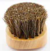 Oval Horsehair Shoe Shine Brush /Polish Brush