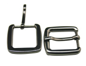 Amanaote Metal Brown 1.6cm Inside Length Rectangle Buckle belt Buckle Handbag Buckle Luggage Accessories