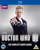 Doctor Who: Series 8 [Region B] [Blu-ray]