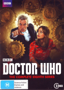 Doctor Who: Series 8 [Region 4]