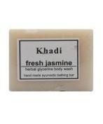 KHADI FRESH JASMINE HERBAL GLYCERINE BODY WASH 125 GM