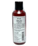 KHADI HAIR OIL TRIPHLADI (SARANGDHAR SANHITA) 210 ML