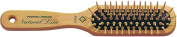 Fripac-Medis Natural Line Maple Oblong Brush with 5-Row