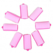 "HDE 3.2cm "" Soft Foam Hair Rollers Cushion Curlers - 8 Pack"