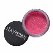 """ITAY Mineral Cosmetics Glitter Powder """"Lip Kiss"""" (G23) + ITAY Sparkle Bond"""