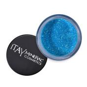 "ITAY Mineral Cosmetics Glitter Powder ""Menta"" (G19) + ITAY Sparkle Bond"