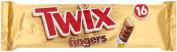 Twix Biscuit Fingers (16x23g)